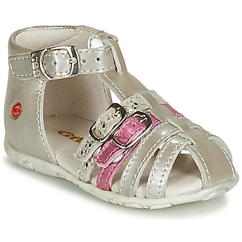 Shoes Girl Sandals GBB MARYLINE Multicoloured