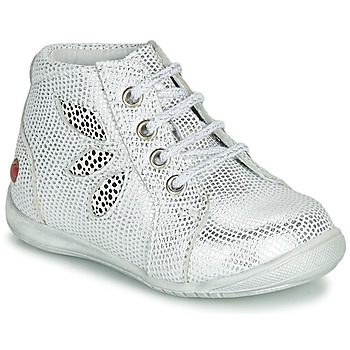 Shoes Girl Mid boots GBB MANON White