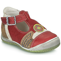 Shoes Boy Sandals GBB MARIO Red