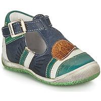 Shoes Boy Sandals Catimini COURLIS Blue