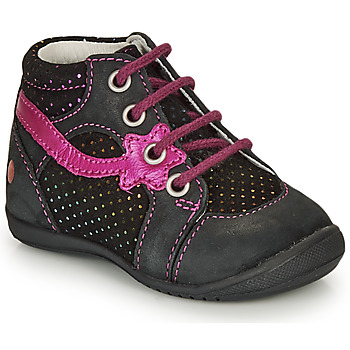 Shoes Girl Mid boots GBB NOEMIE Black