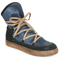 Shoes Girl Boots Achile ANGELA Blue