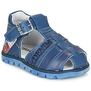 Shoes Boy Sandals GBB PELAGE Blue