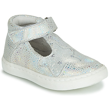 Shoes Girl Ballerinas GBB PARTHENON Silver