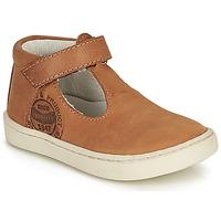 Shoes Boy Sandals GBB PRESTON Brown