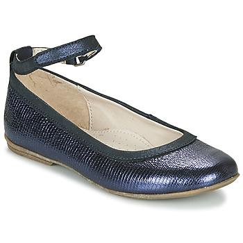 Shoes Girl Ballerinas Achile DANIELA Blue