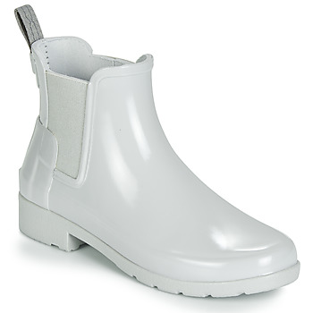 Shoes Children Wellington boots Hunter ORIGINAL KIDS Grey