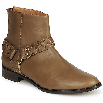 Shoes Women Mid boots Emma Go MARLON Brown