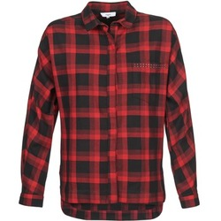material Women Shirts Suncoo LOTIS Red