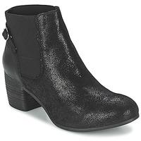 Shoes Women Ankle boots SPM GIRAFE Black