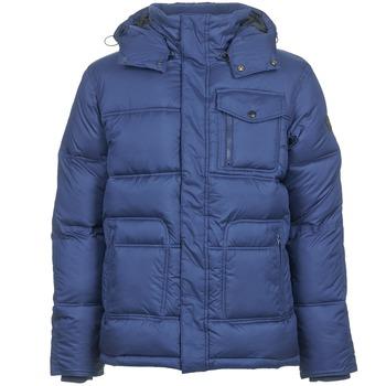 material Men Duffel coats Wrangler THE GUARD Blue