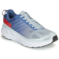 Shoes Women Running shoes Hoka one one CLIFTON 6 Blue