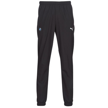material Men Tracksuit bottoms Puma BMW MMS WOVEN PANTS Black