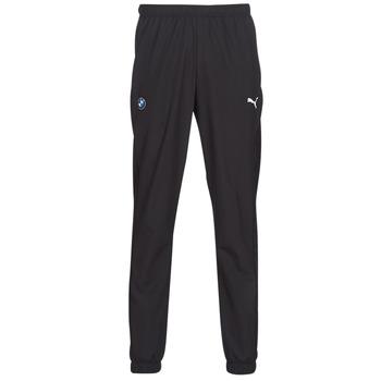 material Men Tracksuit bottoms Puma BMW MMS WOVEN PANTS Black