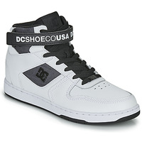 Shoes Men High top trainers DC Shoes PENSFORD SE White / Black