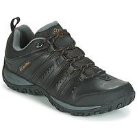 Shoes Men Multisport shoes Columbia WOODBURN II WATERPROOF Black