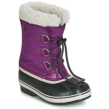 Shoes Children Snow boots Sorel YOOT PAC™ NYLON Violet