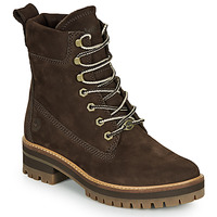Shoes Women Mid boots Timberland COURMAYEUR VALLEY YBOOT Brown
