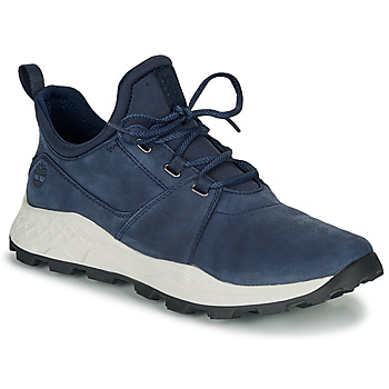 Shoes Men Low top trainers Timberland BROOKLYN LACE OXFORD Blue