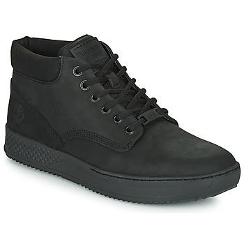 Shoes Men High top trainers Timberland CITYROAM CUPSOLE CHUKKA Black