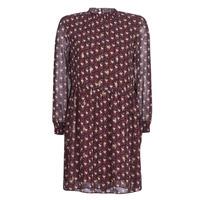 material Women Short Dresses Betty London LILY Bordeaux