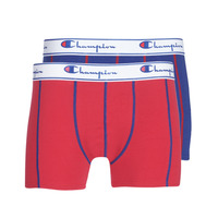 Underwear Men Boxer shorts Champion UNI X2 Red / Blue