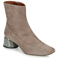 Shoes Women Mid boots Castaner LETO Taupe