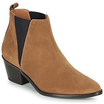 Shoes Women Mid boots Castaner GABRIELA Cognac