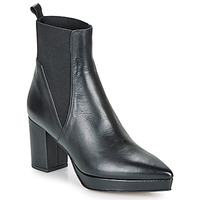 Shoes Women Mid boots Castaner OLGA Black