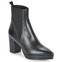 Shoes Women Mid boots Castaner OLGA Black