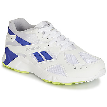 Shoes Men Low top trainers Reebok Classic AZTREK White / Blue