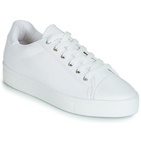 Shoes Women Low top trainers André SAMANA White