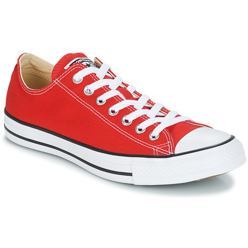 Shoes Low top trainers Converse CHUCK TAYLOR ALL STAR CORE OX Red
