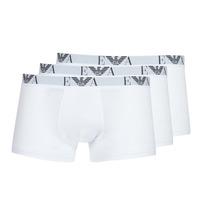 Underwear Men Boxer shorts Emporio Armani CC715-111357-16512 White