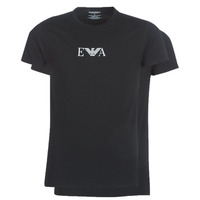 material Men short-sleeved t-shirts Emporio Armani CC715-111267-07320 Black