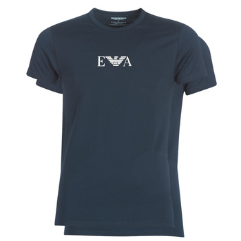 material Men short-sleeved t-shirts Emporio Armani CC715-111267-27435 Marine