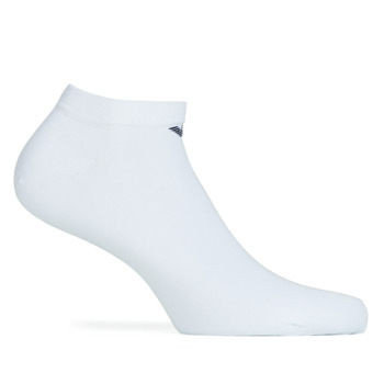 Clothes accessories Men Socks Emporio Armani CC134-300008-00010 White