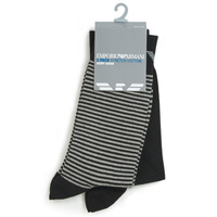 Accessorie Men Socks Emporio Armani CC114-302302-00020 Black