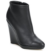 Shoes Women Low boots Bourne FONATOL Black