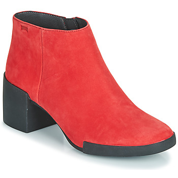 Shoes Women Ankle boots Camper LOTTA Red