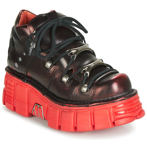 New Rock M-106N-C59 Red - Free delivery
