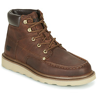 Shoes Men Mid boots Caterpillar BYRON Brown