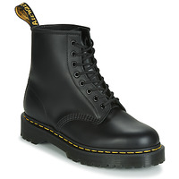 Shoes Mid boots Dr Martens 1460 BEX SMOOTH Black