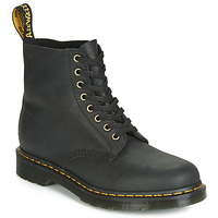 Shoes Men Mid boots Dr Martens 1460 PASCAL Black
