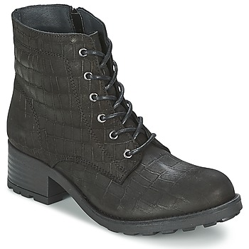 Shoes Women Mid boots Shoe Biz RAMITKA Black