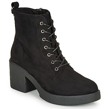 Shoes Women Ankle boots MTNG 50495-C35442 Black