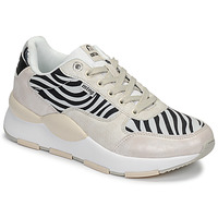 Shoes Women Low top trainers MTNG 69867-C47433 Black / White