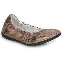 Shoes Girl Ballerinas Ramdam LIBRE Bronze
