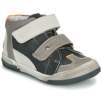 Shoes Boy High top trainers GBB PATRICK Grey