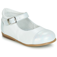 Shoes Girl Ballerinas GBB BELISTO White